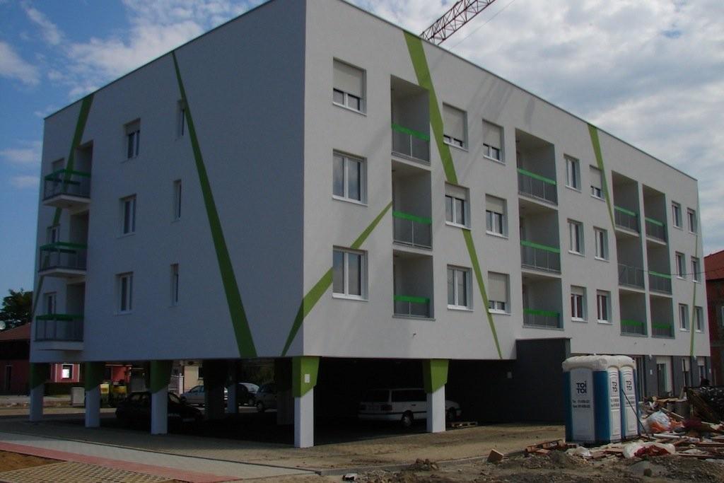 Pročitajte više o članku Šparna hiža – POS2, Koprivnica