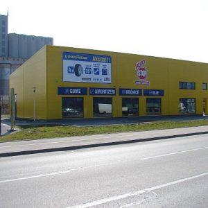 Auto Krešo, Koprivnica