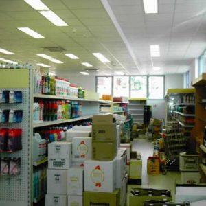 Shopping centar Petra, Rab
