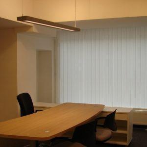 Uređenje uredskog prostora tvrtke Bontech koja se bavi govornim i slušnim pomagalima u Rijeci.