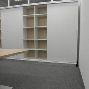 Uređenje uredskog prostora tvrtke Bontech koja se bavi govornim i slušnim pomagalima u Splitu