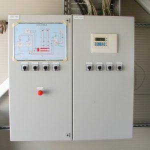 Izvedba elektroinstalacije na POS stanovima popularno nazvanih Šparna hiža u Koprivnici na Lenišću.