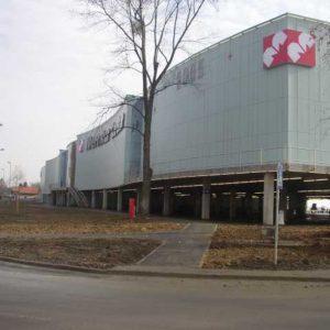 Trgovački centar Mercator, Osijek