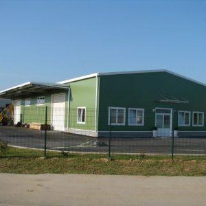 Poslovna građevina Vrh d.o.o, Dravska