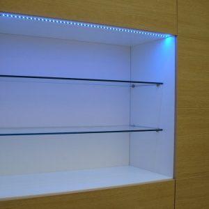 Uređenje novog prodajnog prostora ljekarne DELTIS PHARM koji se nalazi u sklopu trgovačkog centra Kaufland u Samoboru.